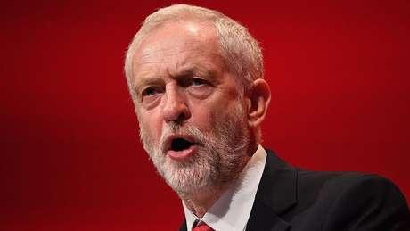 Para Jeremy Corbyn, líder do Partido Trabalhista, 'Johnson negociou um acordo pior do que o de Theresa May'
