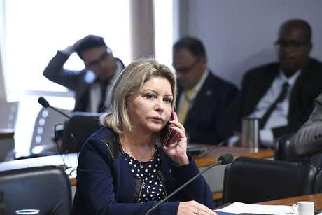 A senadora Juíza Selma alegou'pressão partidária' para deixar o PSL