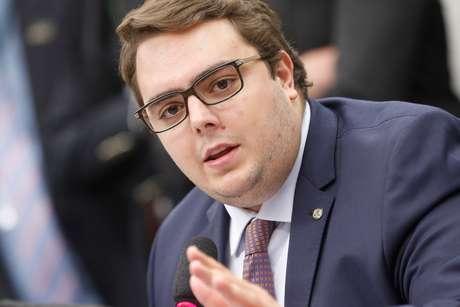 Presidente da CCJ da Câmara, deputado Felipe Francischini  23/04/2019 REUTERS/Adriano Machado
