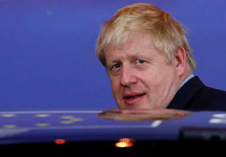 Premiê Boris Johnson deixa Conselho Europeu em Bruxelas 18/10/2019 REUTERS/Francois Lenoir