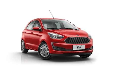 Ford Ka SE: versão intermediária custa R$ 49.210 e tem o melhor custo benefício.