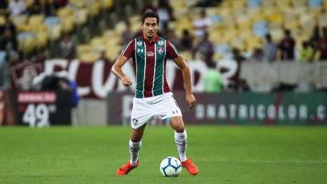 Ganso vive altos e baixos com os torcedores (Foto: Lucas Merçon/Fluminense)