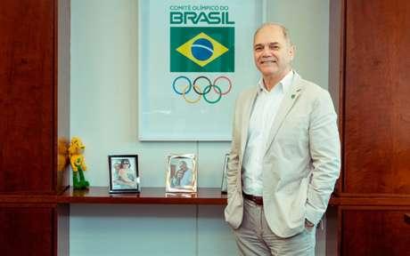 Paulo Wanderley tem mandato como presidente do COB até 2020 (Foto: Guilherme Taboada/COB)