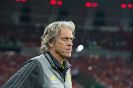 Após reavaliação, Jorge Jesus espera ter mais jogadores à disposição para jogo da Libertadores (Foto: Alexandre Vidal/Flamengo)