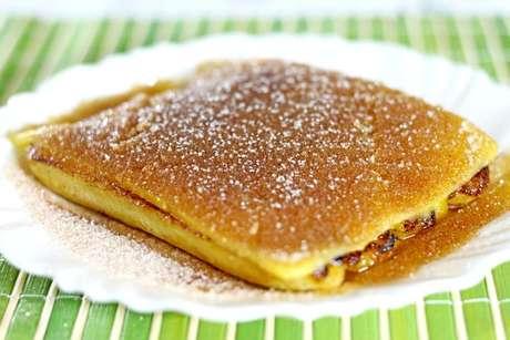 Cartola é um dos doces mais tradicionais da culinária de Pernambuco