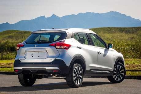 Nissan Kicks SV 1.6 CVT 2020.