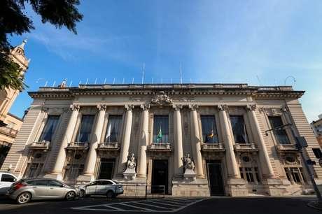 Rio Grande do Sul (na foto, o Palácio Piratini) e Minas Gerais tiveram o pior desempenho no período