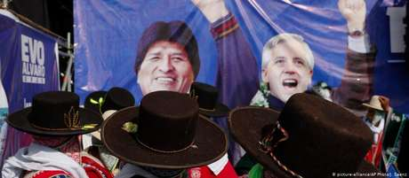 Nova candidatura de Morales é controversa