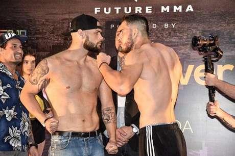 Future MMA 9 acontece neste sábado e terá a disputa do cinturão inaugural dos meio-pesados (Foto: Leonardo Fabri)