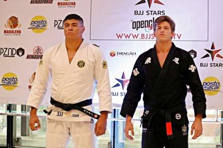 BJJ Stars acontece neste sábado (19), no Clube Hebraica, em São Paulo, com o GP absoluto (Foto: Camila Nobre)