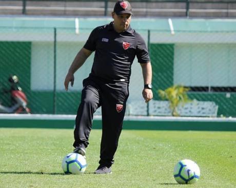 Renan elogiou o Oeste no empate contra o Bragantino (Foto: Jefferson Vieira/Oeste FC)