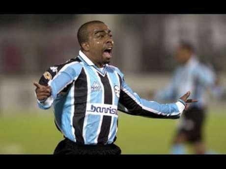 Anderson Lima brilhou no Grêmio (Foto: Reprodução)
