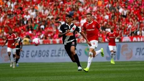 Marrony marcou o gol da vitória do Vasco - Carlos Gregório Jr./Vasco