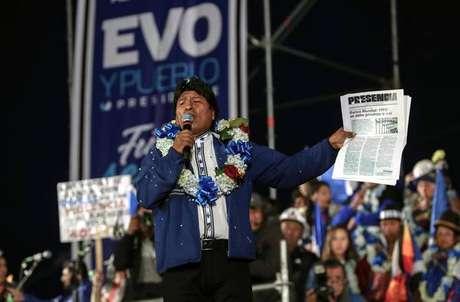 Bolívia vai às urnas para decidir se dá 4º mandato a Morales