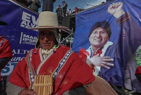 Votação para eleger novo presidente na Bolívia é encerrada
