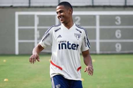 """Bruno Alves pode não se tornar uma """"dor de cabeça"""" para Fernando Diniz contra o Galo (Foto: Djalma Vassão/Gazeta Press)"""