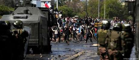 Manifestações contra aumento da passagem de metrô trouxeram à tona insatistação com descasos do governo</p><p>