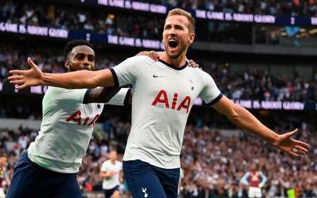 Kane é um dos destaques do Tottenham (Foto: Daniel Leal-Olivas / AFP)