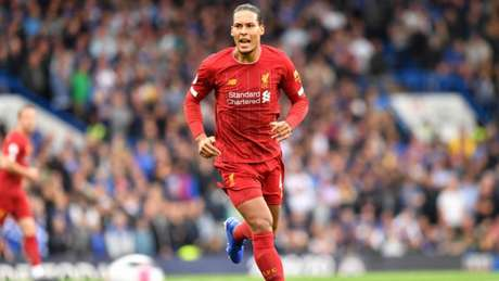 Van Dijk é um dos destaques do Liverpool (Foto: AFP)