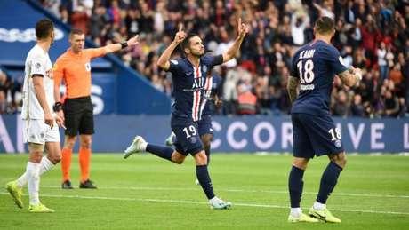 PSG joga nesta terça para ampliar vantagem na ponta do grupo A da Champions (Lucas BARIOULET/AFP)