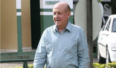 Hailé Pinheiro, dirigente do Goiás (Foto: Rosiron Rodrigues/Goiás)