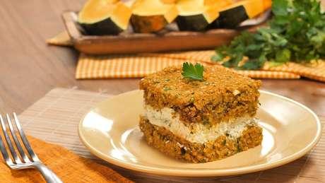 Quibe de abóbora recheado: veja essa e mais receitas vegetarianas fáceis de fazer