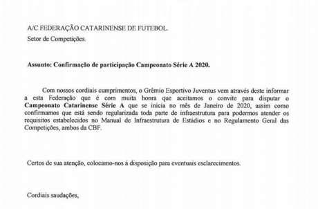 Foto: Divulgação/FCF