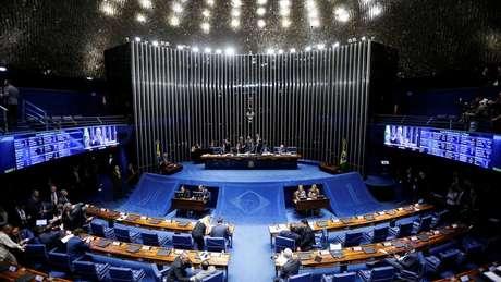 Plenário do Senado; economistas avaliam que, depois da vitória com a Previdência, governo deve manter ritmo com agenda econômica