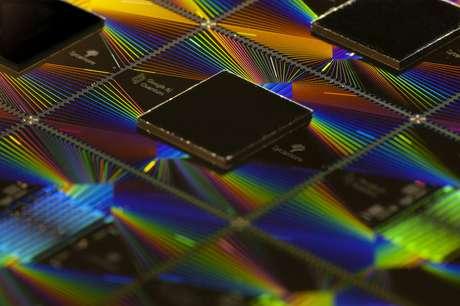 Chip quântico do Google de 53 qubits