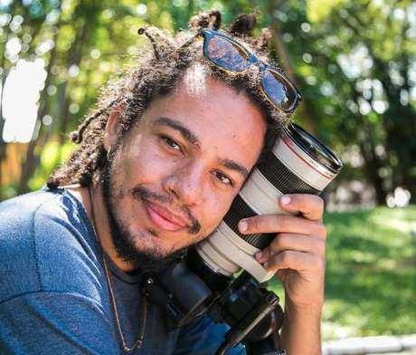 O produtor audiovisual Leandro Caproni tinha 27 anos