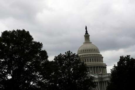 Vista do prédio do Congresso dos Estados Unidos em Washington 14/05/2019 REUTERS/Jonathan Ernst