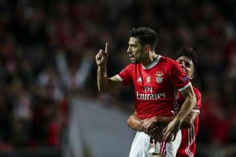 Benfica vence com gol de Pizzi - (AFP)