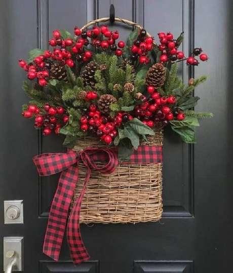 1. Saiba fazer uma decoração natalina bonita e super aconchegante para o seu lar – Foto: Etsy