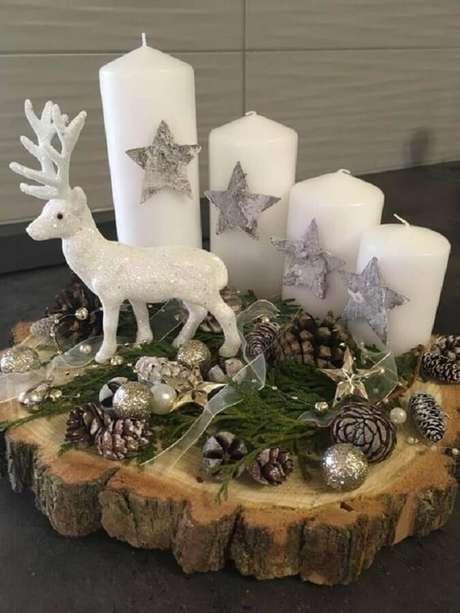 44. Não tenha medo de ousar na sua decoração natalina para casas – Foto: My King List