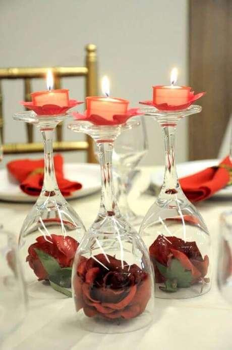 34. Use sua criatividade para decorar a mesa de natal – Por: HF Urbanismo
