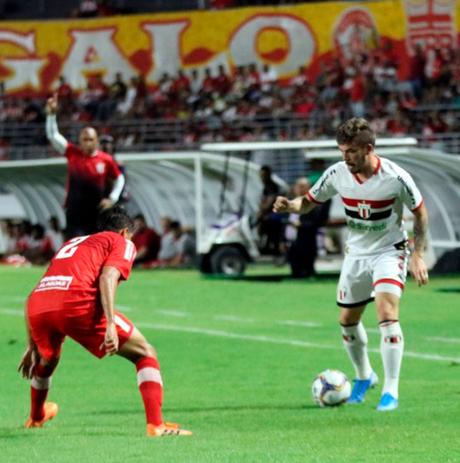 CRB derrota Botafogo-SP por 1 a 0 e se aproxima dos quatro ...