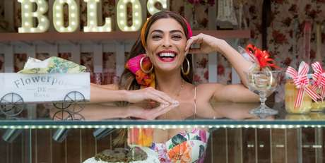 Maria da Paz (Juliana Paes), protagonista de 'A Dona do Pedaço': trama popular encerrou crise de audiência da Globo