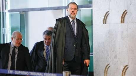 Dirigente vê com preocupação decisão do STF, presidido por Dias Toffoli, que restringe a capacidade das autoridades tributárias de detectar, denunciar e investigar corrupção ou lavagem de dinheiro