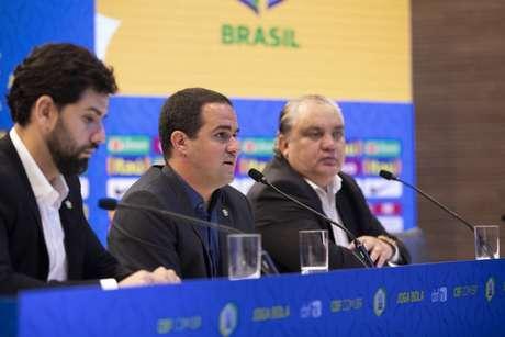 'Esperamos que tenham grande desempenho com Tite' (Foto: Lucas Figueiredo/CBF)