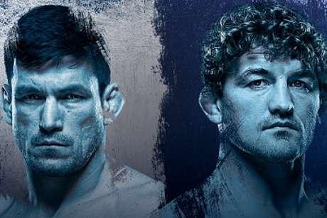 Demian Maia e Ben Askren fazem a luta principal do UFC Singapura, neste sábado (Foto: UFC)
