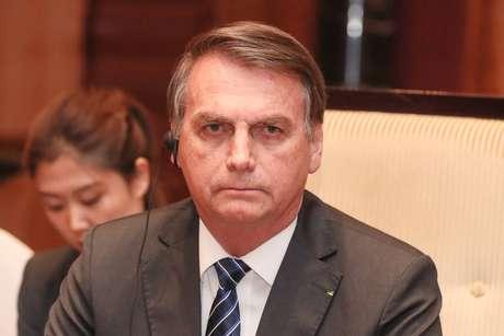 Bolsonaro ficou incomodado com uma imagem publicada no domingo por Fernández em apoio ao ex-presidenteLula da Silva, preso no âmbito da Operação Lava Jato