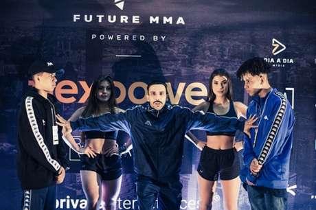 Future MMA realizará lutas de MMA em evento de RAP nesta segunda-feira (Foto: Divulgação)