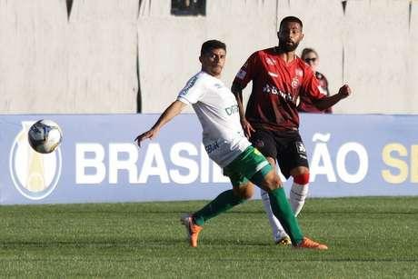 O Xavante empatou sem gols co o Cuiabá na última rodada (Foto: Reprodução/Facebook Brasil de Pelotas)