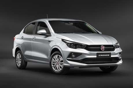 Fiat Cronos Drive 1.8.
