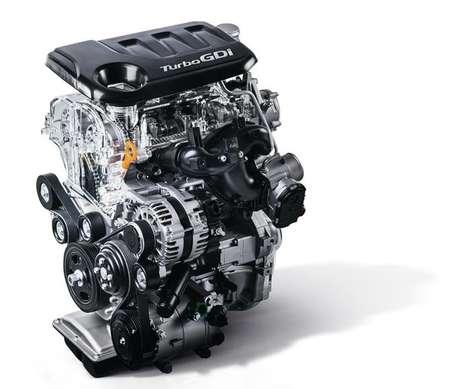 Motor 1.0 TGDI: 120 cv de potência.
