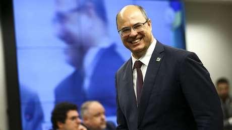 Witzel negou vazamento e disse lamentar 'profundamente a manifestação intempestiva do presidente Jair Bolsonaro'