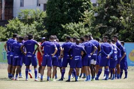 Bahia perdeu três dos seus quatro últimos jogos no Campeonato Brasileiro (Foto: Felipe Oliveira/Bahia)