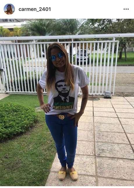 A promotora do MP do Rio,Carmen Eliza Bastos de Carvalho, uma das responsáveis pela investigação do caso Marielle