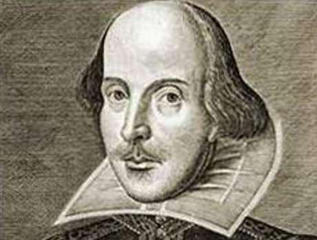"Shakespeare, autor de ""Romeu e Julieta"""