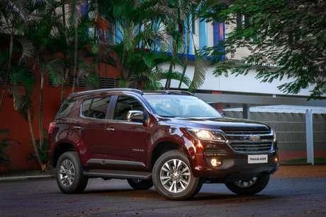 Trailblazer Premier: versão única a diesel por R$ 235.990.